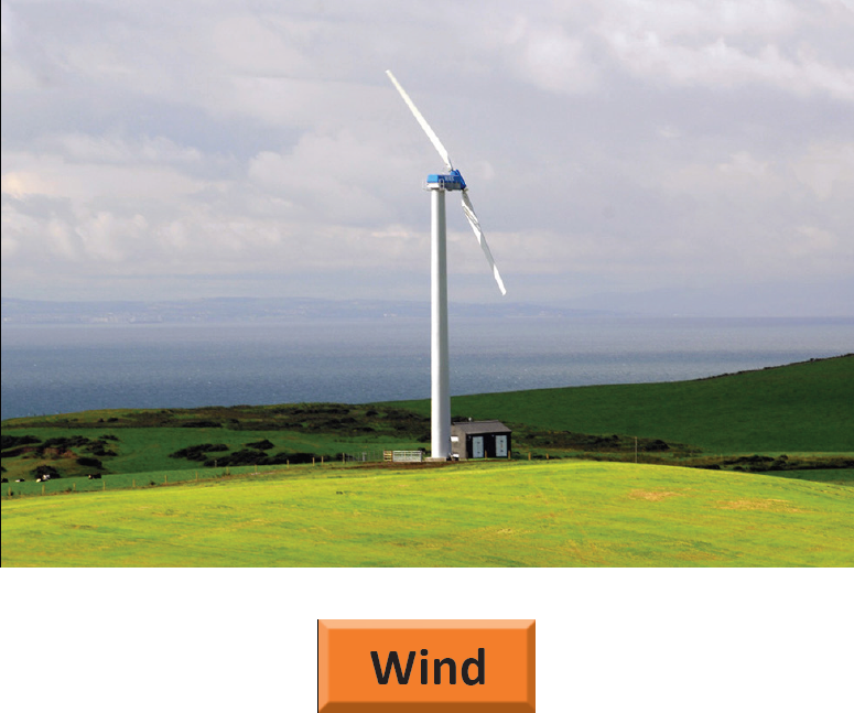Wind Turbine Grace Energy